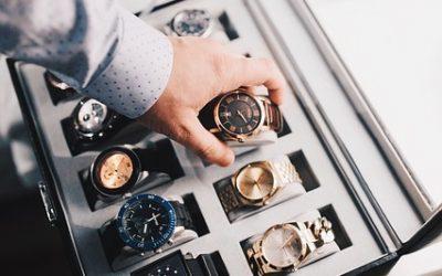 Commandez vos boites à montres dès aujourd'hui.